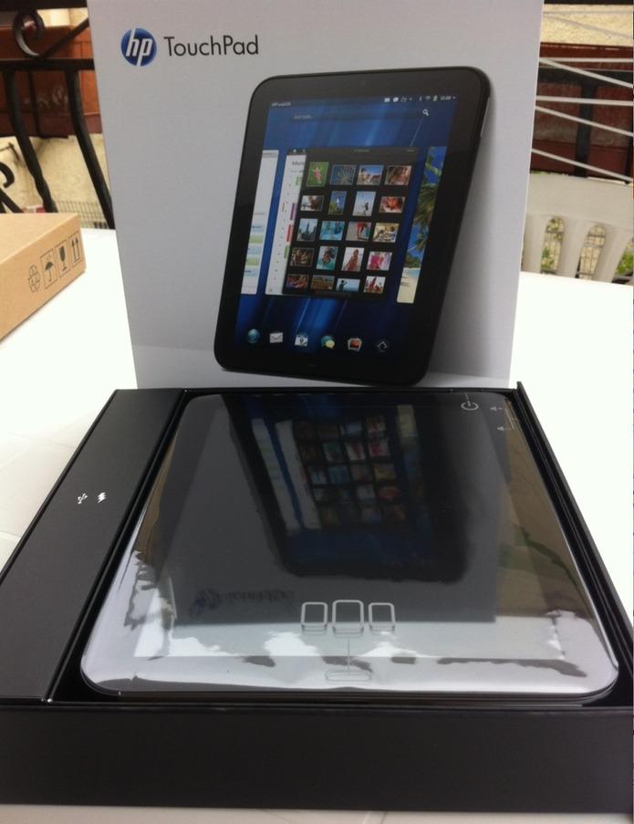 Tout savoir pour débuter sur une TouchPad ou un Pré 3