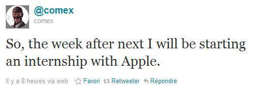 Comex : le hacker derrière JailbreakMe.com bientôt stagiaire chez Apple