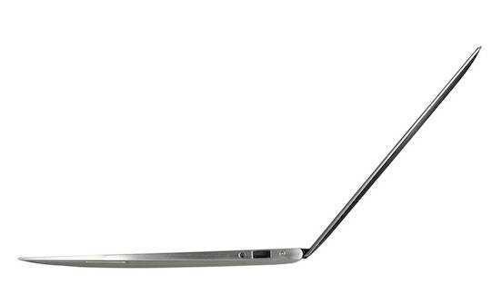 Asus veut concurrencer le MacBook Air