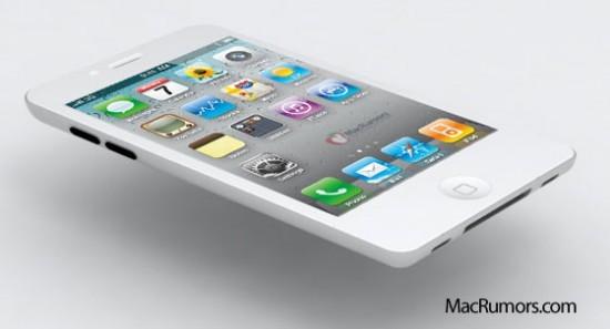 L'iPhone 5 pourrait ressembler à l'iPod Touch