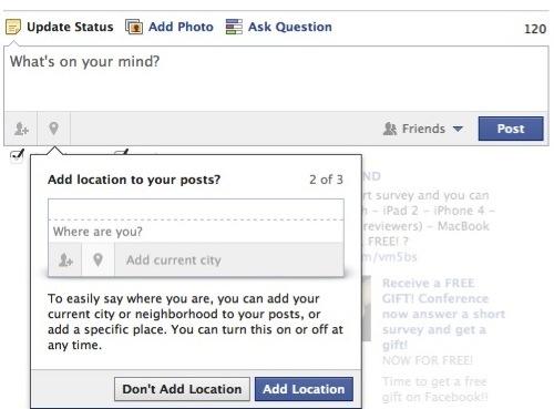 Facebook - Comment obtenir les nouveaux paramètres de confidentialité ?
