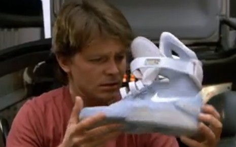 Nike Air Mag - La chaussure de Marty McFly commercialisée ?