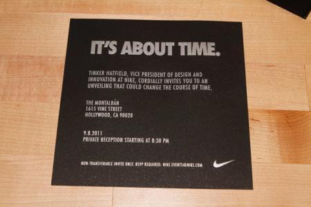 Nike Air Mag - La chaussure de Marty McFly commercialisée ?