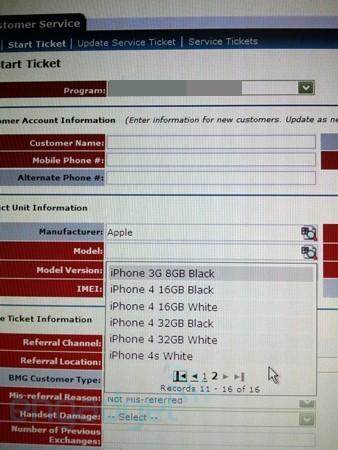 L'iPhone 4S est bien réel ?