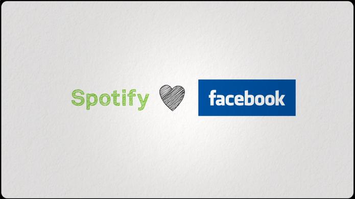 Spotify et Facebook ne font plus qu'un