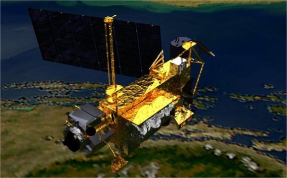 Le satellite UARS a disparu ...