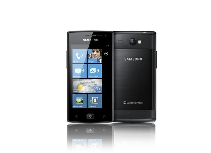 Windows Phone 7.5 - Samsung officialise l'Omnia W