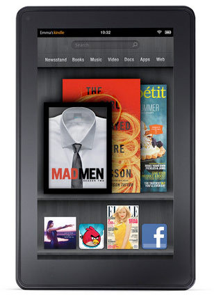 L'Amazon Kindle Fire coûtera 199$ (Update)