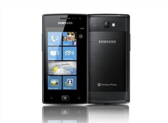 Le Samsung Omnia W en vidéo