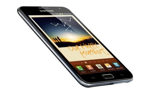 Samsung Galaxy Note - Le PDA Phone que Palm aurait dû inventer
