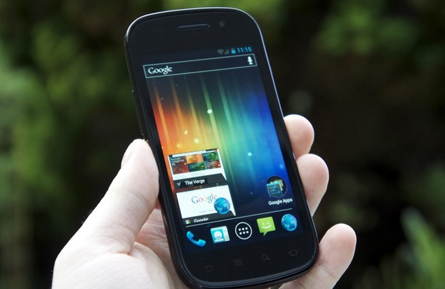 Ice Cream Sandwich pour le Nexus S est disponible