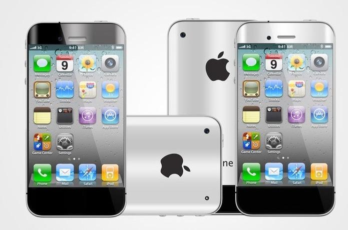 iPhone 5 - La rumeur de l'écran 4 pouces refait surface