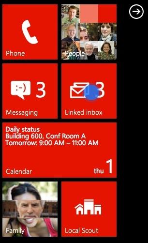 Découvrez Windows Phone 7 sur votre ordinateur