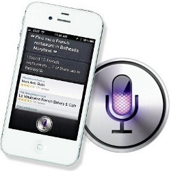 Installer Siri sur un iPhone 4