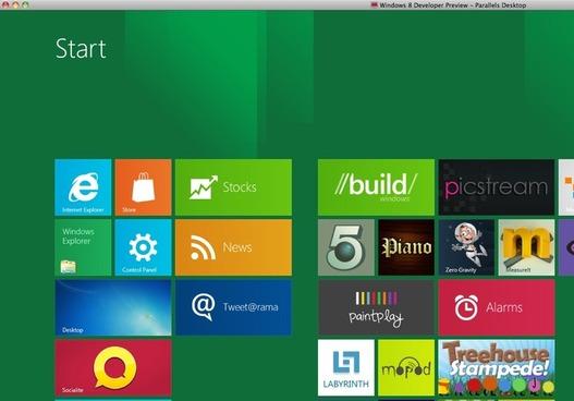 Parallels Desktop 7 - 5 licences à gagner ( MAC )