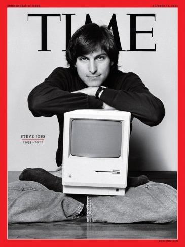 """La Personnalité de l'année 2011 ne sera pas Steve Jobs mais """"Le Manifestant"""""""