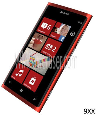 Une photo du Nokia Lumia 900 ?