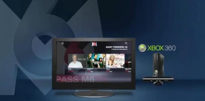 M6 maintenant sur la XBOX 360