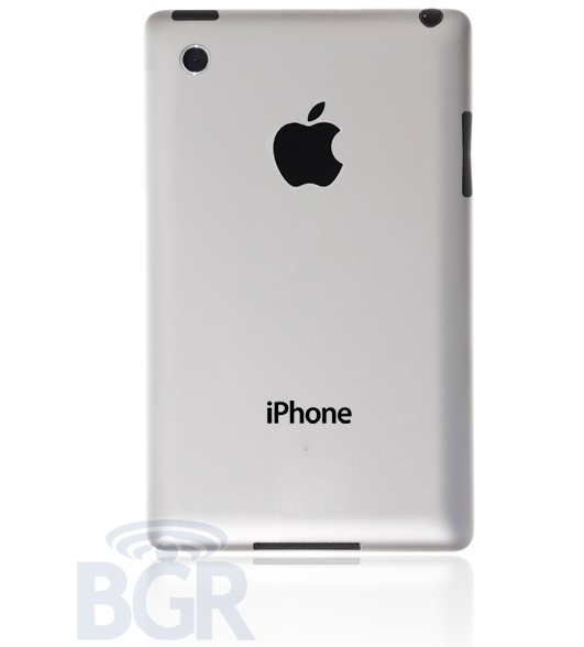 L'iPhone 5 pour Septembre 2012 ?