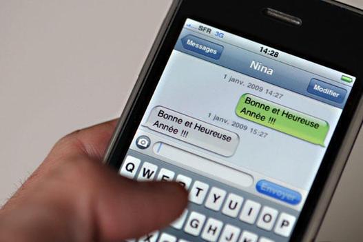 SMS du nouvel an - 1 milliard d'envois sans bugs