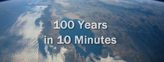 100 ans d'histoire en 10 minutes