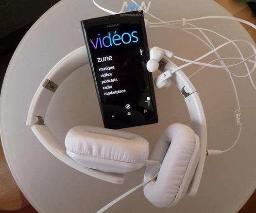 Lumia 800 - Une mise à jour pour l'autonomie et le Wifi