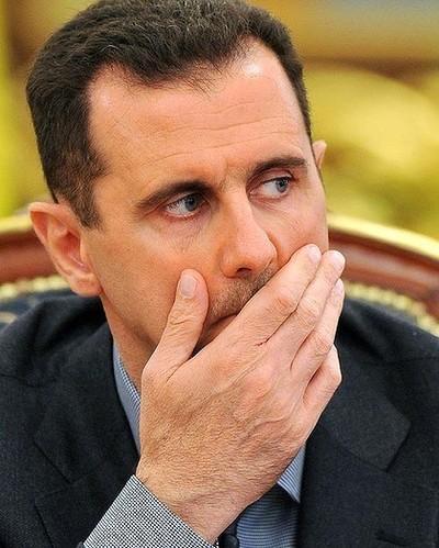 Un mot de passe trop simple trahit le président de la Syrie.