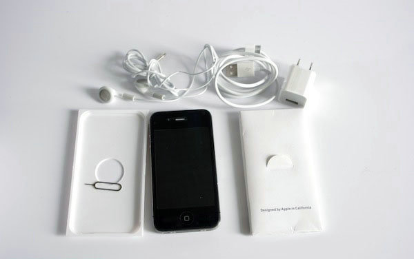 Oh...un iPhone 4S... sous Android