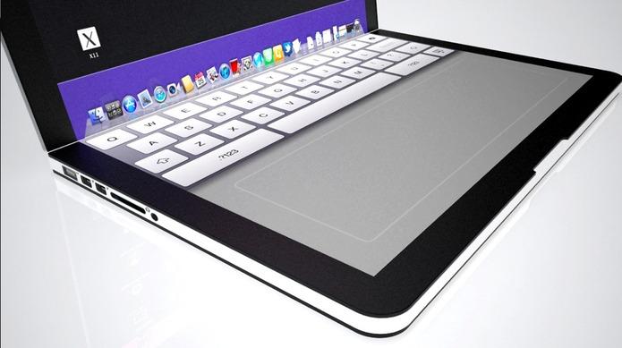 MacPad Pro - Un concept mélangeant iPad et Macbook Pro