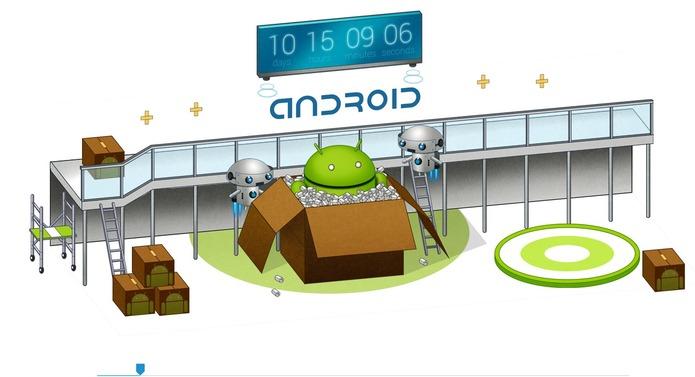 Quand les Droid montent le stand Android du MWC 2012