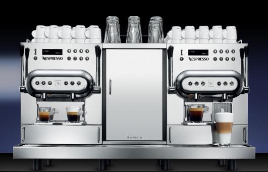 Nespresso Aguila / source image: site de Nespresso France