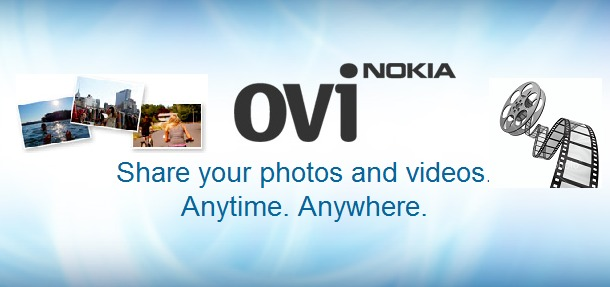 Nokia OVI Share ferme ses portes le 30 mai 2012