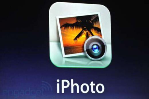 iPhoto pour iPad disponible aujourd'hui