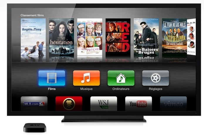 Apple TV - Installez la mise à jour maintenant