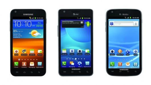 Samsung Galaxy S II - Android Ice Cream Sandwich ne sera pas disponible le 10 mars