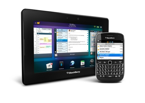 Blackberry Mobile Fusion - Gestion de mobile Blackberry, iOS, Android et des tablettes