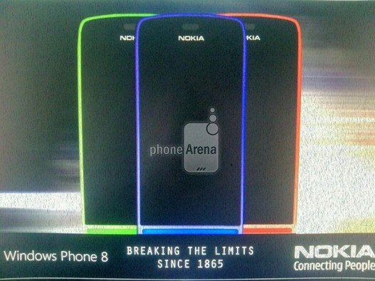 Un mobile Nokia sous Windows Phone 8 ?