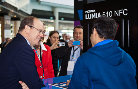 Nokia, l'apôtre du NFC