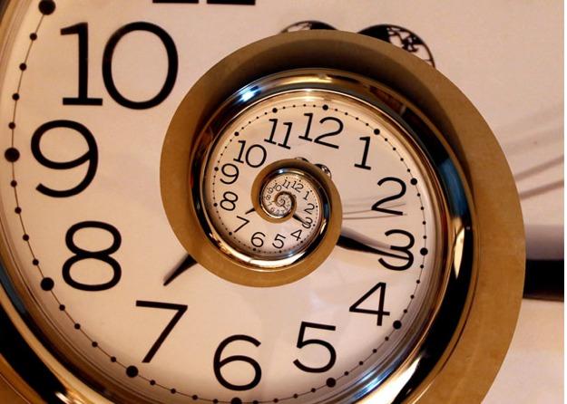 Le temps passe, prenez 10 secondes pour réfléchir