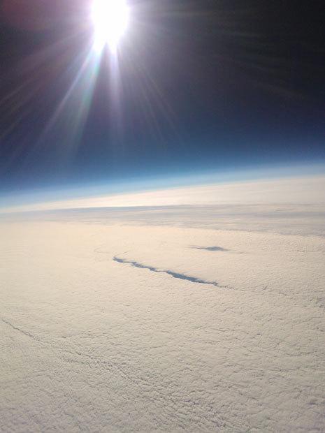 23km d'altitude, -61°C: un Nokia Lumia 800 c'est vraiment TRES résistant