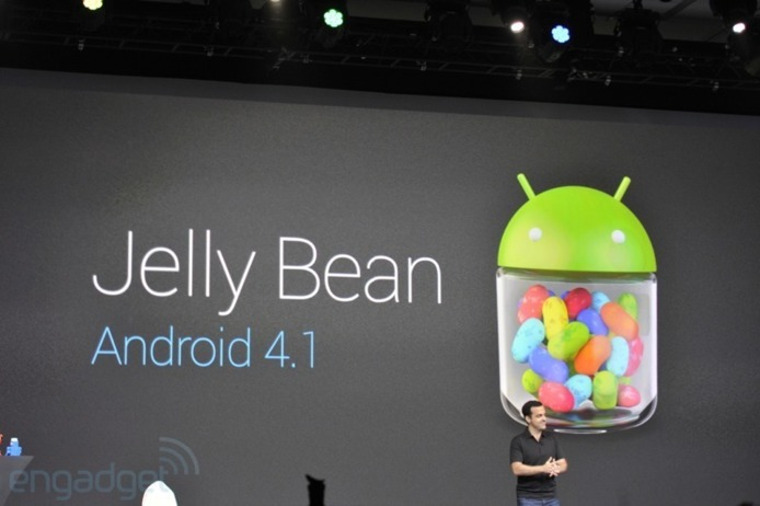 Google I/O - Nexus 7 et Android 4.1 Jelly Bean