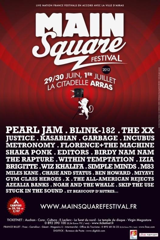 """Sony - Le Main Square Festival  et """"Ouvre tes oreilles"""" ça donne quoi ?"""