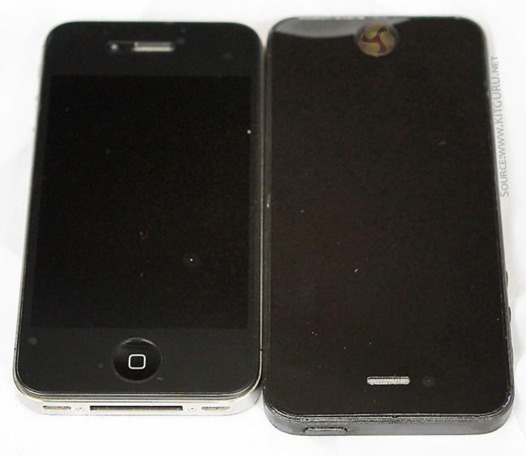 iPhone 5 - Un iPhone 4 en plus gros