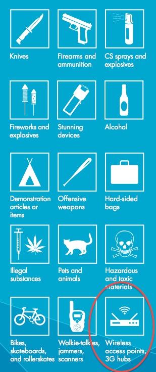 JO Londres 2012 - Tout est interdit... sauf le sexe visiblement :)