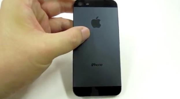 Une vidéo de l'iPhone 5 confirme les rumeurs