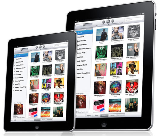 """Steve Jobs était """"très réceptif"""" à un iPad de 7 pouces"""