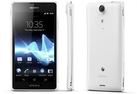 Sony revient dans le haut de gamme avec son Xperia TX
