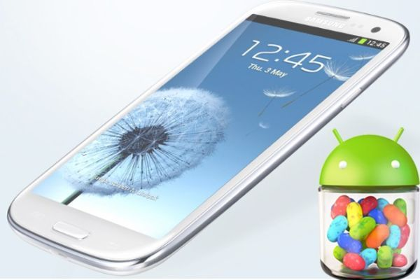 Jelly Bean sur Galaxy S3 le 29 Aout?