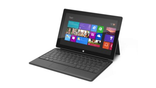 Microsoft veut produire 3 millions de tablettes Surface cette année