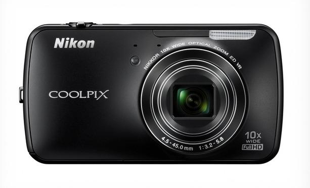 Nikon Coolpix S800c - Le premier appareil Photo sous Android